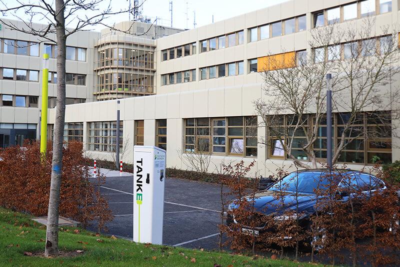 TankE-Ladesäule in der Beethovenstrasse 210, 42655 Solingen