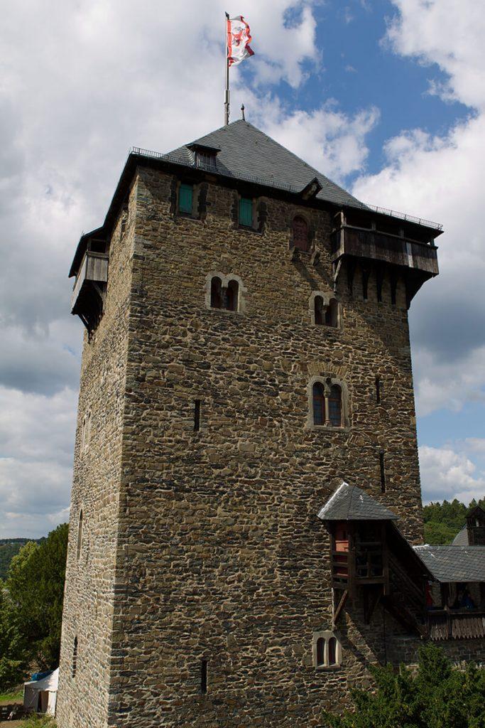 Schloss Burg Solingen Bergfried
