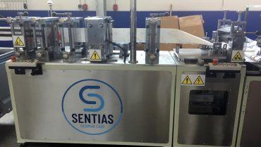 Sentias (Wuppertal) Produktionsband