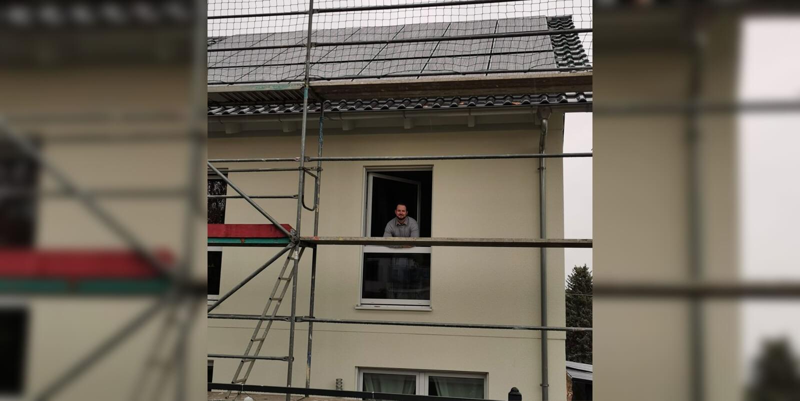 Stefan Hausgemacht Solaranlage