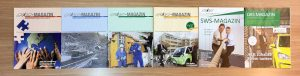 Das Magazin (Titelcover) der Stadtwerke Solingen